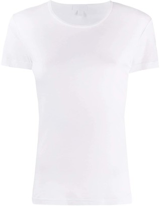 Sunspel Sea Island crew neck T-shirt