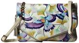 Anuschka 607 Convertible Envelope Clutch Wristlet Handbags