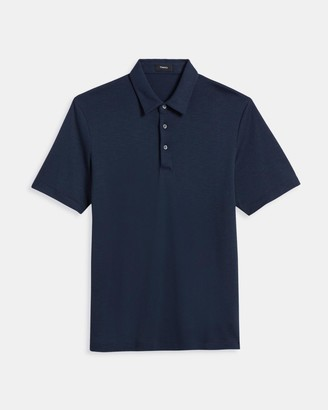 Theory Polo Shirt in Modal Jersey