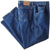 Wrangler Men's Big & Tall Rugged Wear Advanced-Comfort Regular-Fit Jean