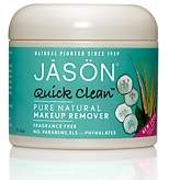 Jason Quick Clean Pure Natural Makeup Remover Pads x75