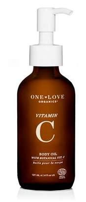 One Love Organics Vitamin C Body Oil