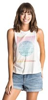 Roxy Juniors Muscle New Waters T-Shirt