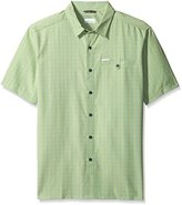 Columbia Men's Big and Tall Declination Trail Ii Short Sleeve Shirt