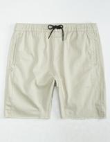 CRASH Twill Mens Jogger Shorts