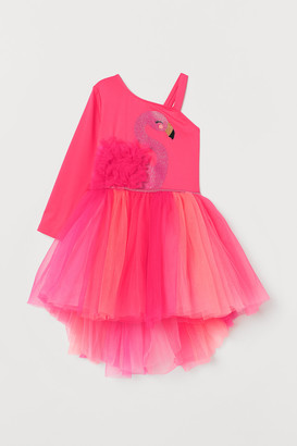 H&M Dance dress with a tulle skirt