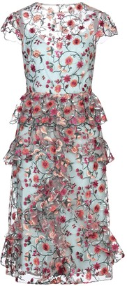 Monique Lhuillier Knee-length dresses