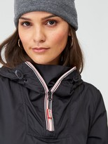 Hunter Women's Original Shell Cagoule - Black