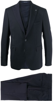 Tagliatore Three-Piece Formal Suit