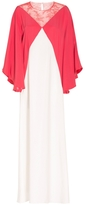 Alexis Mabille Wide Sleeve Maxi Dress