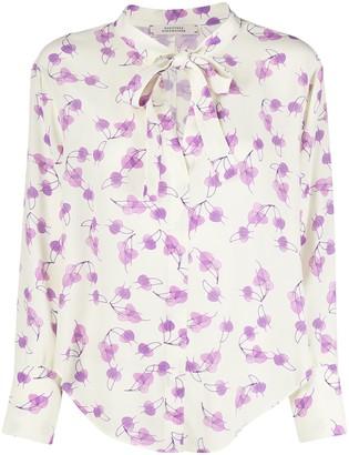 Dorothee Schumacher Radiant Leaves floral-print shirt