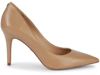 Sam Edelman Margie Pointed Toe Leather Pumps