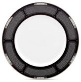 Lenox Dinnerware, Hancock Platinum White Accent Plate