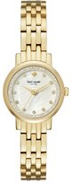 Kate Spade Women's Monterey Crystal Dial Bracelet Watch, 24Mm