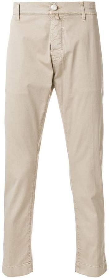 Jacob Cohen classic chino trousers