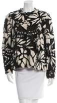 Marni Pathwork Fur Jacket