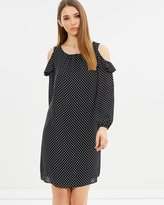 Wallis Cold Shoulder Dress