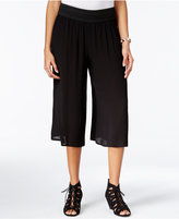 Amy Byer Juniors' Gaucho Pants