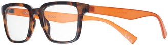 Foster Grant Women's Modera by Tiera Tortoise Square Reading Glasses