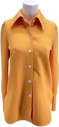 Stine Goya Orange Polyester Tops