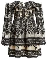 Elliatt Antoinette Off the Shoulder Dress