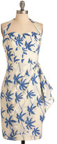 Palm of Your Hand Dress in Halter