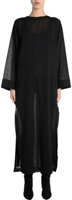 Saint Laurent Oversized Maxi Dress