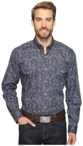 Roper 0564 Vice Roy Paisley Button