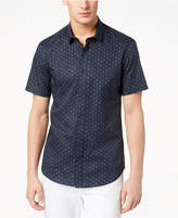 Armani Exchange Men's Letter Print Shirt, Created for Macy's