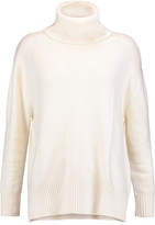 Enza Costa Knitted Turtleneck Sweater