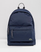 Lacoste Backpack In Navy