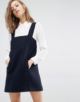 BA&SH Lyss Pinafore Dress