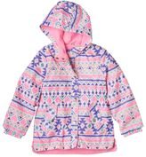 Carter's Toddler Girl Fleece-Lined Transitional Water-Resistant Jacket
