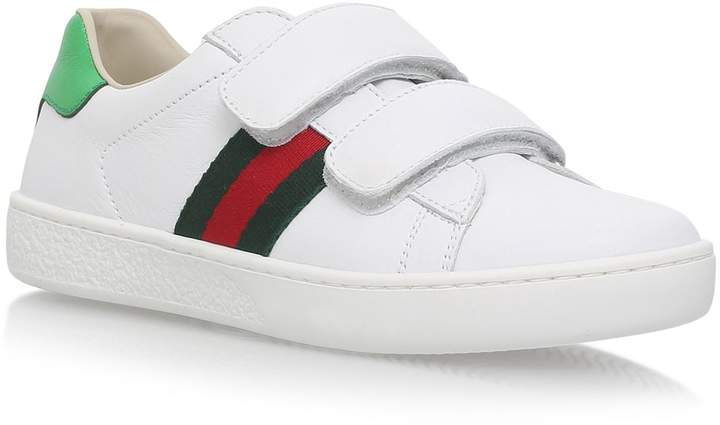 Gucci New Ace VL Trainers