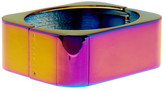 Trina Turk Iridescent Rectangle Bangle