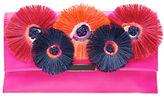 Loeffler Randall Floral Tab Clutch