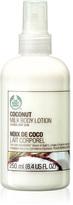The Body Shop Coconut Oil Body Milk Lotion