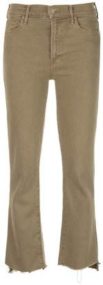 Mother The Insider cropped skinny jeans