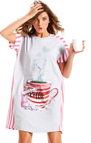 Peter Alexander peteralexander Coffee Girl Sleep Tee