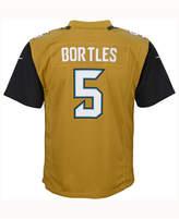 Nike Blake Bortles Jacksonville Jaguars Color Rush Jersey, Big Boys (8-20)