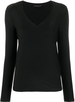 Fabiana Filippi Slim-Fit Knitted Top