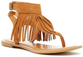Restricted Kill It Fringe Sandal