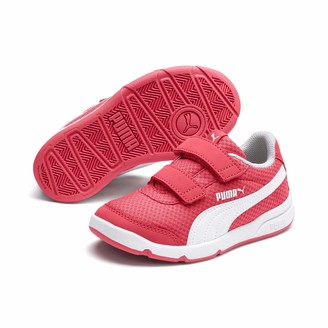 Puma Kids' SteepFleex 2 Mesh Hook and Loop Sneaker