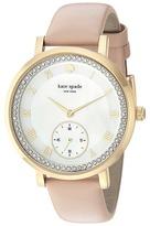 Kate Spade 38mm Monterey Watch - KSW1293 Watches