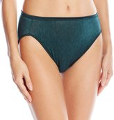 Vanity Fair Women's Illumination Hi-Cut Brief Panty 13108