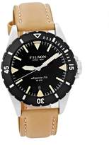 Filson by Shinola Dutch Harbor 300M Diver Men's Watch Made in USA F0120075878