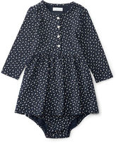 Ralph Lauren Floral Jersey Dress & Bloomer