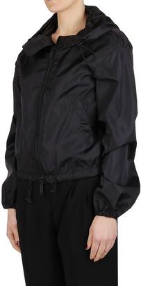 DSQUARED2 Black Hooded Jacket