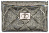 Chanel Quilted Reissue Cardholder
