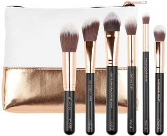 M.O.T.D MOTD Cosmetics Pretty Perfect Essential Face Makeup Brush Set